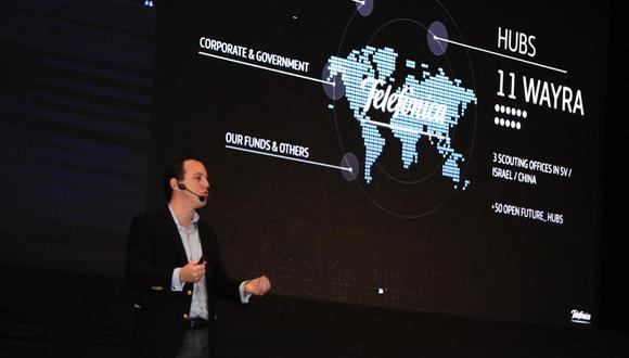 Jaime Sotomayor , gerente de Portafolio e Inversión de Wayra Perú.