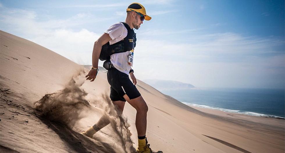 La Half Marathon des Sables es una de las carreras más exigentes del mundo.