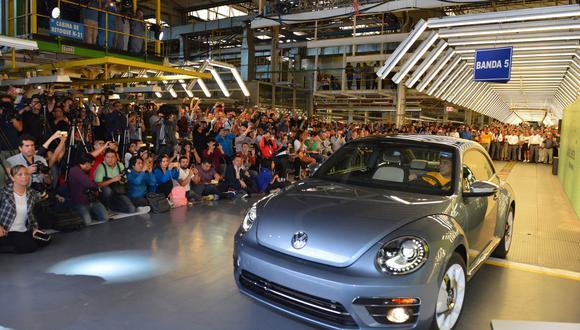 El Volkswagen Beetle contó con tres distintas generaciones a lo largo de sus 81 años de producción. (Fotos: Volkswagen).