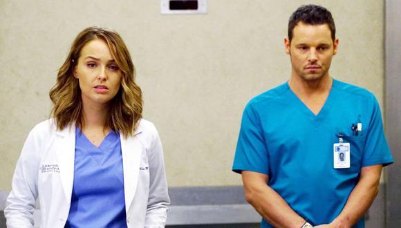 Justin Chambers, el eterno Alex Karev, le dijo adiós a la serie y ha dejado al aire la historia de amor que tenía con Jo (Foto: ABC)