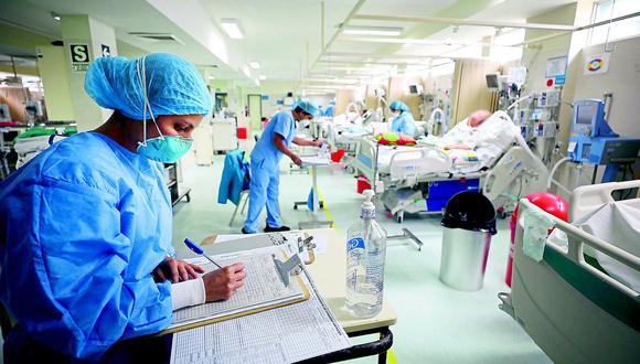 Las personas internadas por COVID-19 en la UCI de los hospitales ha aumentado en las últimas semanas | Foto: GEC / Referencial
