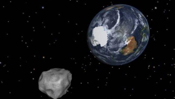 Un asteroide pasará cerca de la Tierra el 31 de octubre