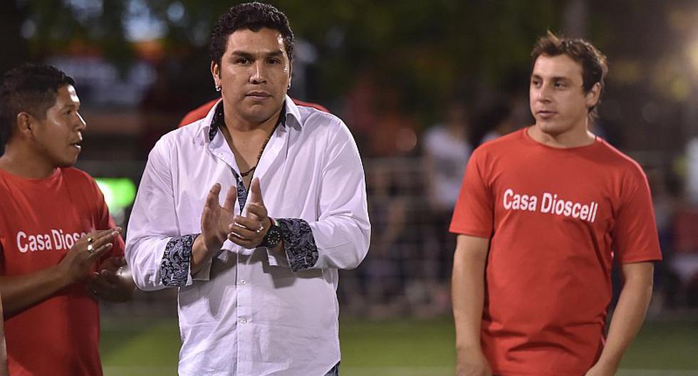 Salvador Cabañas hoy trabaja en escuelas de fútbol en Itauguá (Paraguay) y participa de algunos eventos benéficos. (Foto: Agencias).