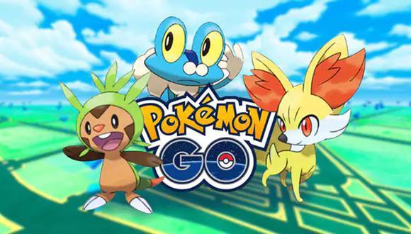 Estas son las criaturas de la sexta generación que llegarán a Pokémon GO en diciembre. (Foto: Nintendo)