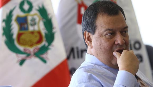 Jorge Nieto (Foto: El Comercio)
