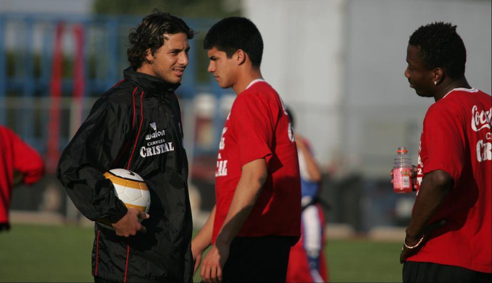 Erick Delgado.
