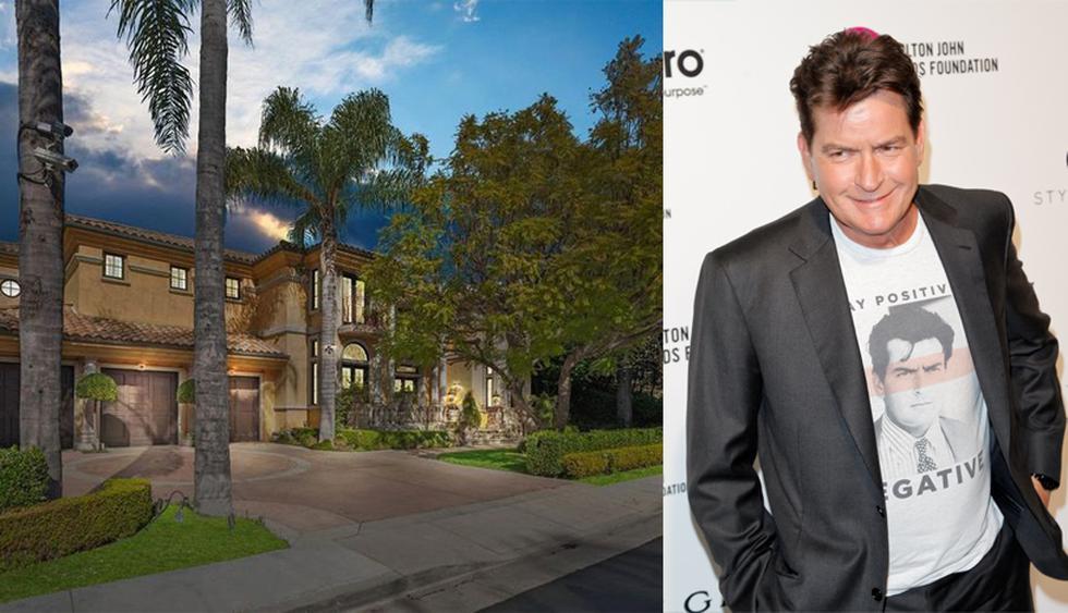 El actor de 54 años compró esta mansión de estilo mediterráneo en 2006 por US$ 7,2 millones.  (Foto: Realtor)