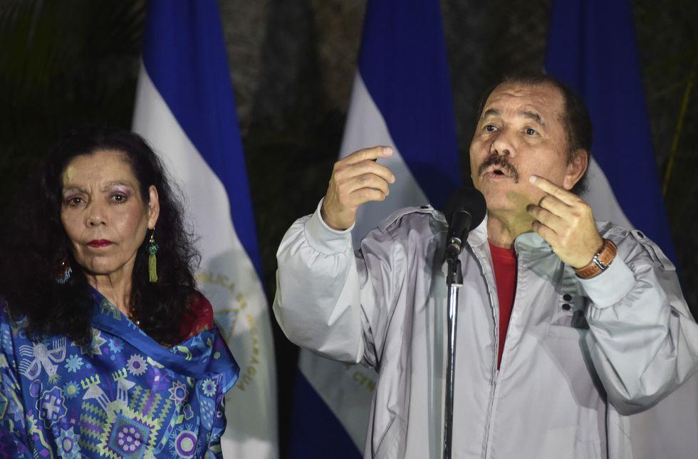 La oposición considera que la ley crea la apariencia de beneficiar a quienes protestaron contra Daniel Ortega, pero que en realidad favorece a policías y paramilitares que han matado a opositores. (AFP)