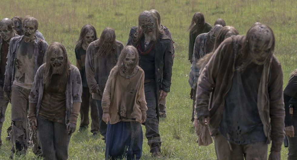 """""""The Walking Dead"""" 10x02: las fotos del episodio. Foto: AMC/ Fox."""