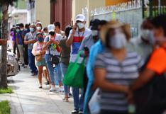 COVID-19 Perú: Minsa reportó 252 decesos y 7.408 contagios en las últimas 24 horas