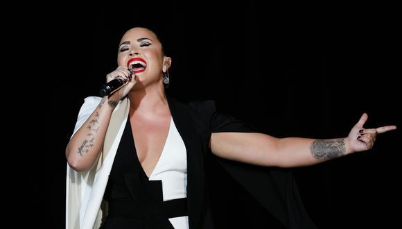 Así reaccionó Demi Lovato tras enterarse que Selena Gómez estaría internada   Fotos: EFE