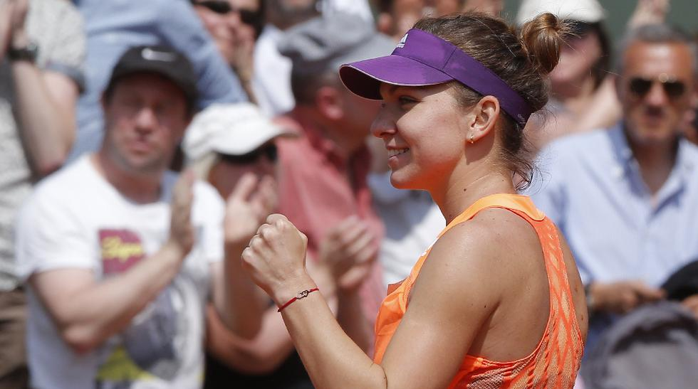 De Sharapova a Halep: las reinas del Roland Garros en imágenes - 6