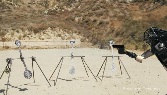 La verdad detrás del 'robot soldado' que se rebela contra sus creadores (Foto: YouTube)