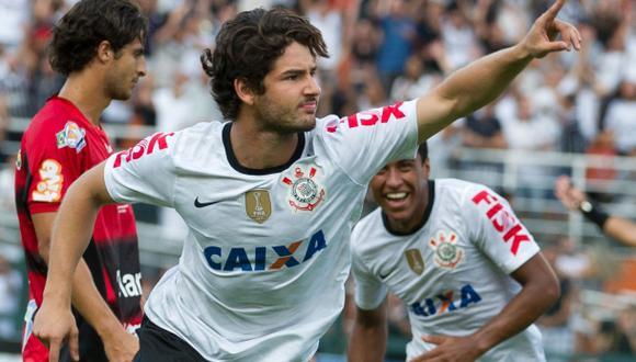Alexandre Pato se despide de Guerrero: jugará en el Sao Paulo