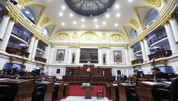 La iniciativa fue presentada por Abel Reyes de Perú Libre. (Foto: congreso)