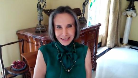Florinda Meza estrenó canal de YouTube y habló del amor [VIDEO]