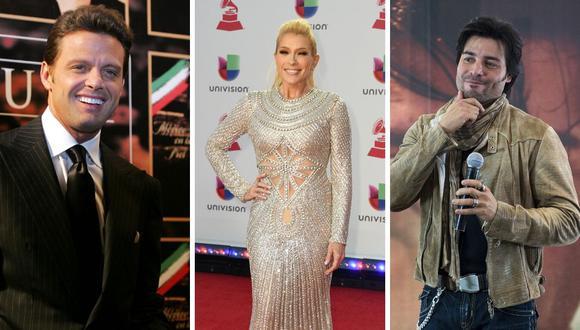 La cantante Yuri reveló qué vínculos tuvo con Chayanne cuando era joven y cómo Luis Miguel la apoyó en un difícil momento de su vida. (AFP).