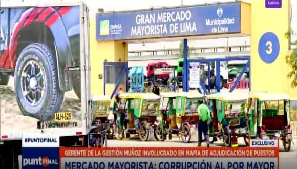 El Gran Mercado Mayorista de Lima es administrado por la Municipalidad de Lima a través de Emmsa. (Latina)