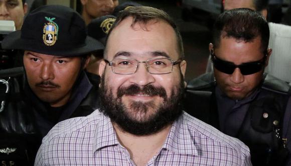 El ex gobernador de Veracruz, Javier Duarte. (Foto: Reuters)