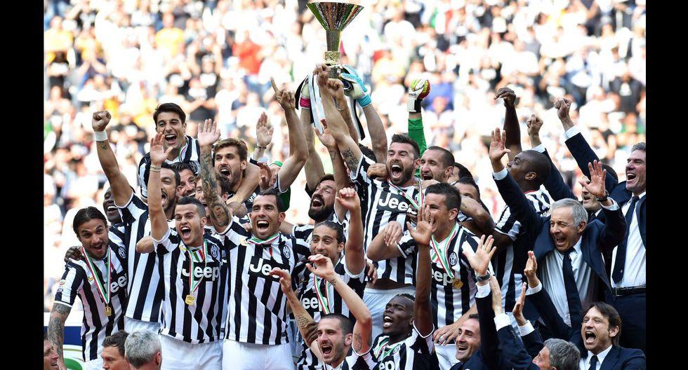 Mira los trofeos más codiciados en las ligas europeas (FOTOS) - 14