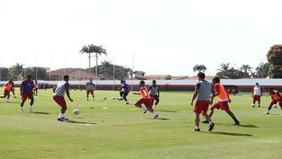 Copa América 2021: Perú entrenó por la mañana pensando en Ecuador