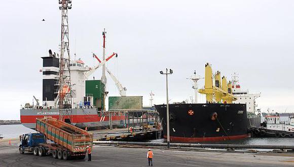 La modernización del Puerto de Salaverry demandará una inversión de 229 millones de dólares. (Foto: El Comercio)