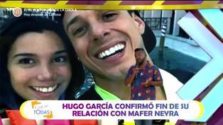 """Choca Mandros tras separación de Hugo García y Mafer Neyra: """"Nadie se muere de amor"""""""