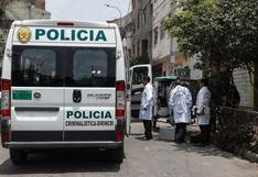 El Agustino: sicario acribilla a reciclador en los exteriores de una bodega
