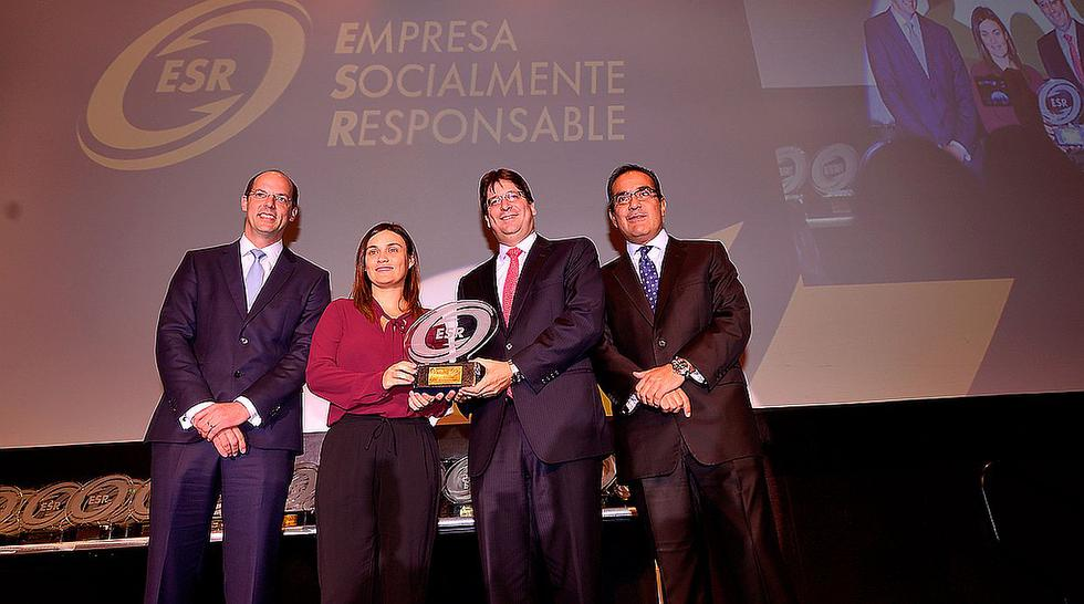 Más de 50 compañías fueron reconocidas por su labor en RSE - 5