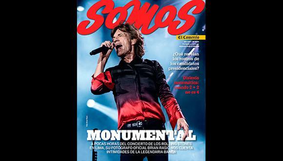 """""""Los Rolling Stones llevan sus arrugas con dignidad"""""""