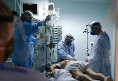 Brasil registra 376 muertes y 32.622 casos de coronavirus en un día