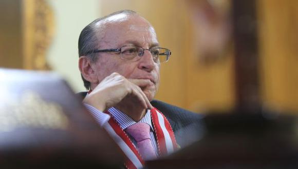 El CNM archiva una investigación al fiscal supremo José Pelaéz