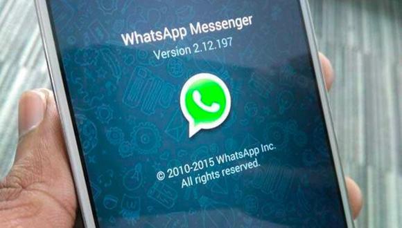 WhatsApp dejará de funcionar en algunos teléfonos Android y iOS desde 2021. (Foto: Reuters)