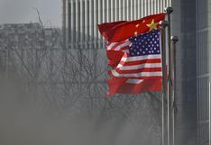 Estados Unidos apela decisión de la OMC sobre aranceles punitivos contra China