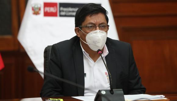 Este viernes se oficializó la designación del expresidente del Consejo de Ministros Vicente Zeballos como representante permanente del Perú ante la Organización de Estados Americanos (OEA). (Foto:PCM)