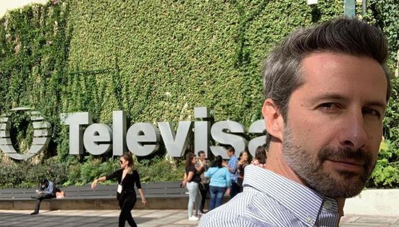 Marco Zunino asume en nuevo reto en nueva serie de Televisa. (Instagram)