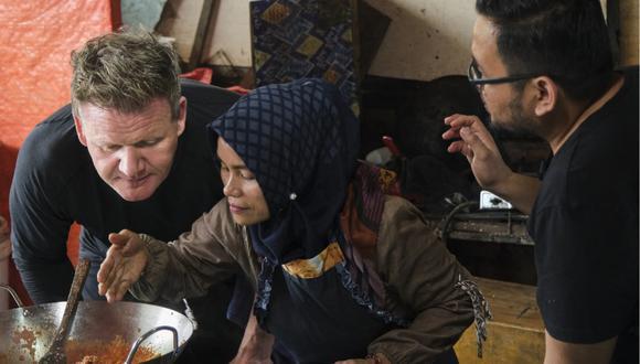 """Gordoy Ramsay regresa con la segunda temporada de """"Sabores Extremos"""". (Foto: National Geographic)"""