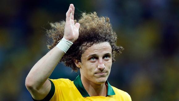 En Brasil afirman que David Luiz tiene acuerdo con Barcelona
