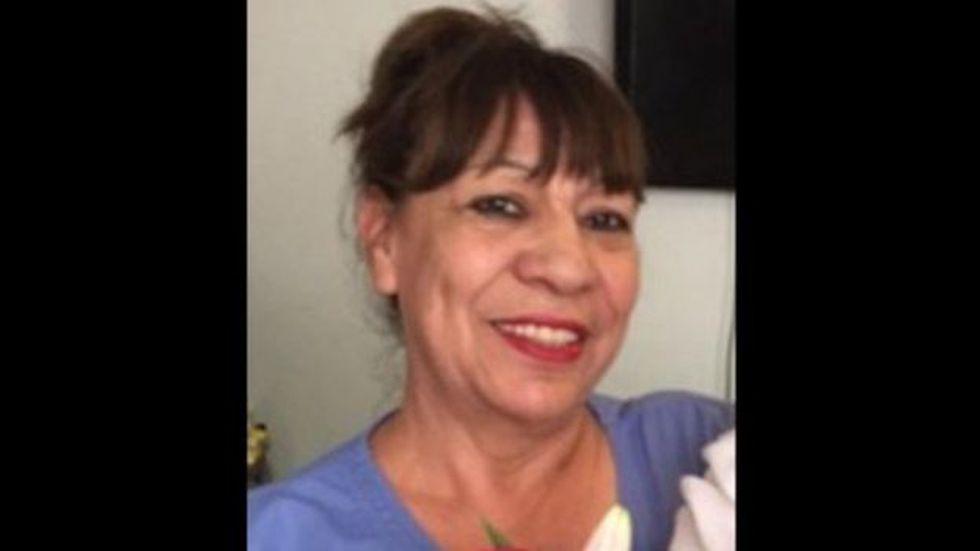 Gloria Irma Márquez tenía cuatro hijos: Ruby, Karla, Job y Yessica. (Foto: GOFUND ME, vÍa BBC Mundo).