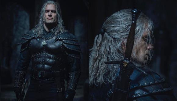 """Netflix muestra el primer vistazo de Henry Cavill en la segunda temporada de """"The Witcher"""":. (Foto: Netflix)"""