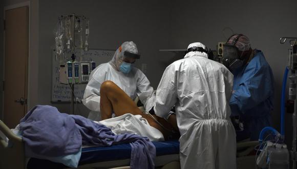 Coronavirus en Estados Unidos | Últimas noticias | Último minuto: reporte de infectados y muertos hoy, martes 18 de mayo del 2021 | Covid-19. (Foto: Callaghan O'Hare / Reuters)