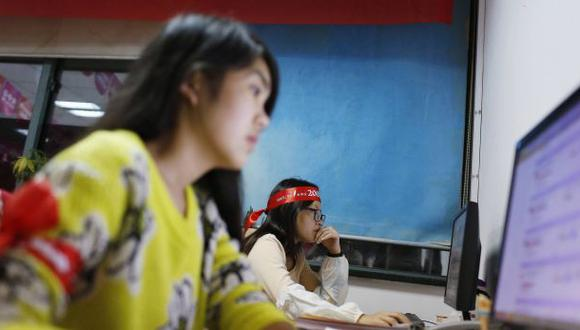 """""""Día del Soltero"""", la mayor jornada de compras online en China"""