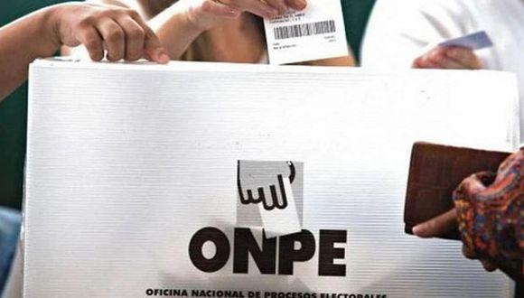 Las elecciones de este domingo 26 de enero se desarrollarán de 8:00 a.m. hasta las 4:00 p.m. (Foto: Andina)