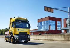 Youtube: Conoce al camión Renault inspirado en la Fórmula 1