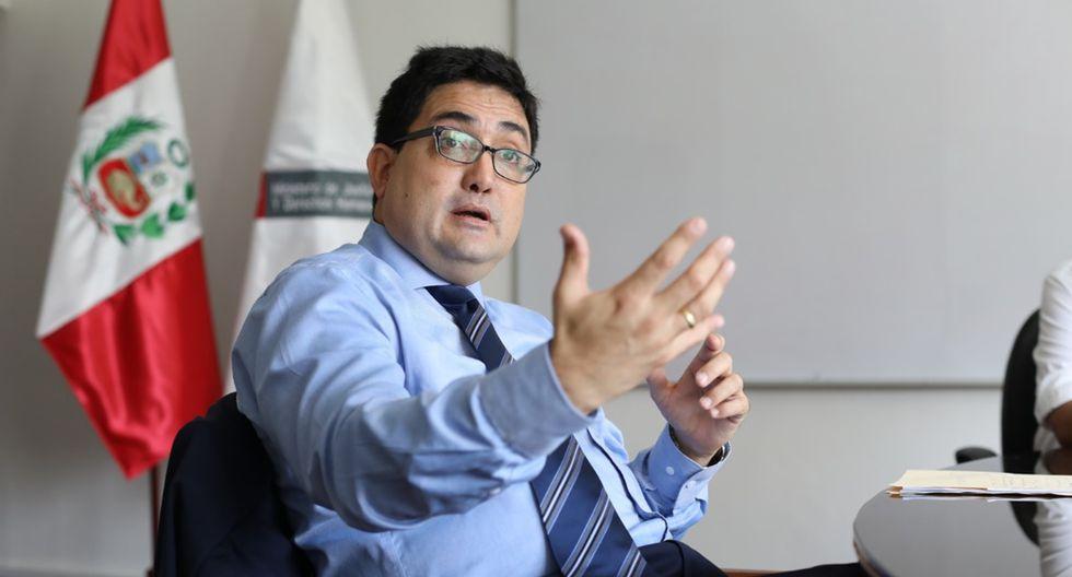La Procuraduría General del Estado dio por concluida la designación del procurador ad hoc del caso Lava Jato, Jorge Ramírez, el pasado 12 de febrero. (Foto: GEC)