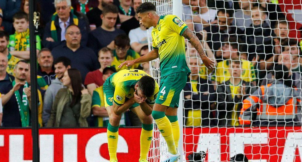 Liverpool vs. Norwich City: mejores imágenes del partido. (Foto: AFP)