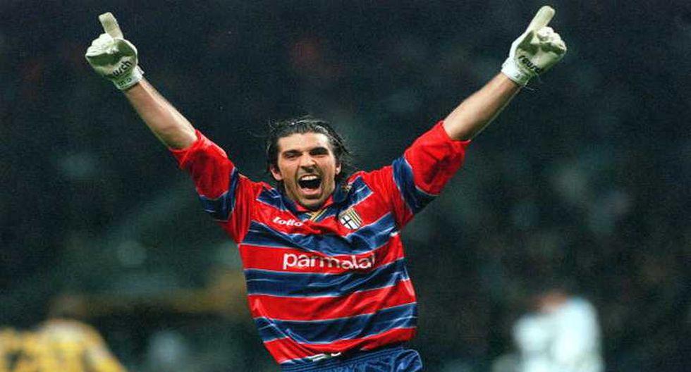 Gianluigi Buffon: el antes y después del mítico golero italiano - 2