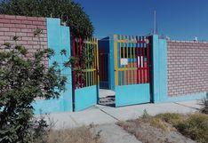 Arequipa: sujetos se llevan alimentos de Qali Warma de un jardín inicial en Characato