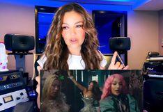 Thalía contó las anécdotas que vivió tras grabar video junto a Leslie Shaw | VIDEO