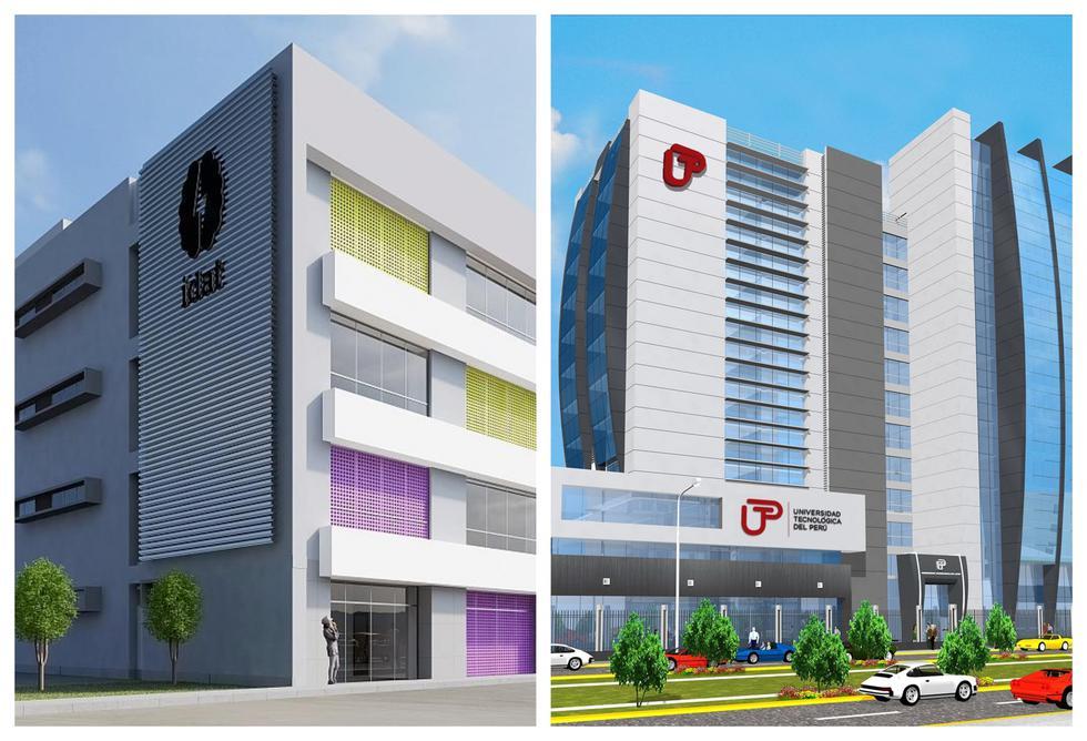 El Grupo UTP-IDAT fue reconocida como la vigésima mejor empresa para laborar en el Perú.